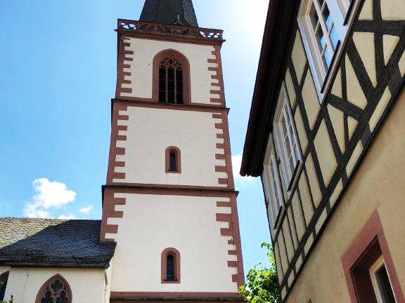 Referenzen Kirche Fachwerkhaus von Maler FRANZ