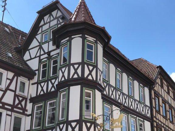 Referenzen Fachwerkhaus von Maler FRANZ