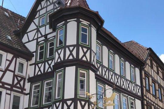 Sanierung Fachwerkhaus von Maler FRANZ