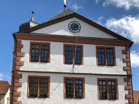 Referenzen Altes Rathaus von Maler FRANZ