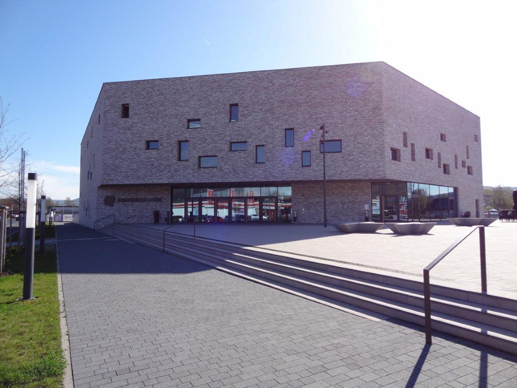 Referenzen Stadthalle Lohr am Main von Maler FRANZ