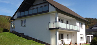 Home Außenbereich Wohnhaus von Maler FRANZ