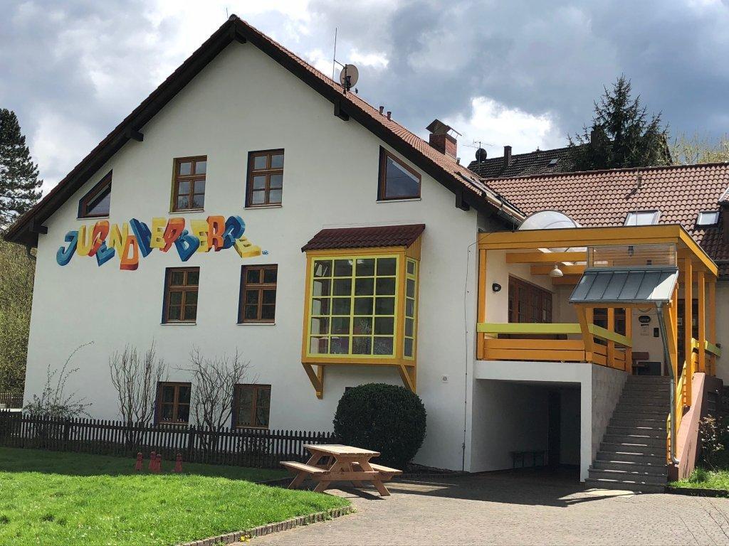 Referenzen Jugendherberge von Maler FRANZ